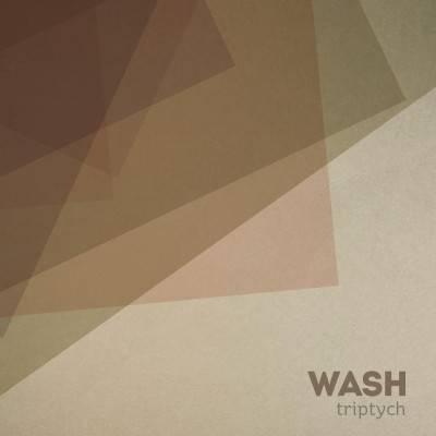 WASH triptych recorded in Cambodia cover artwork for spoken word and electronica