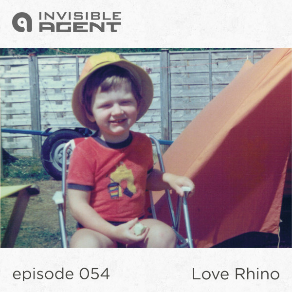 Podcast by Love Rhino - mixed for Invisible Agent