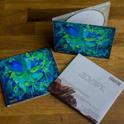 Ebauche Adrift CD Digipack