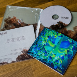 Ebauche Adrift CD Digipack Inside