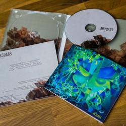 Ebauche Adrift CD Digipack Inside