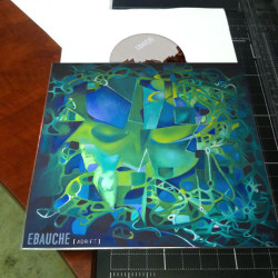 "Ebauche 10"" Vinyl Sleeve"