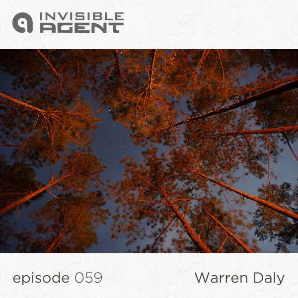 Warren Daly ambient music mix podcast