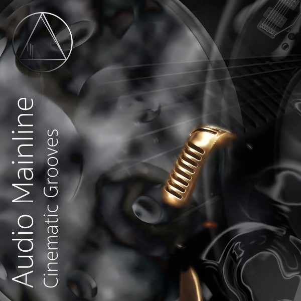 Audio Mainline is an ever-evolving collective led by UK producer Hal FX. Guest musicians on Cinematic Grooves include Audioweb's Robin File and Tim Natrajan on guitar. Beats, synth and samples from Invisible Agent's own Warren Daly. And steel hang drums from Roberto Traina.